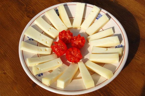 Piatto Formaggio fresco - Zio peppe